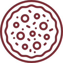 Restaurant, pizza Coccolo Trogir